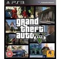 Promoção Gta 5 V Ps3 Grand Theft Auto Cod Psn Envio Imediato