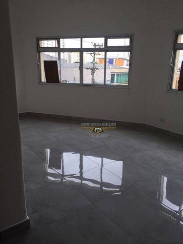 Imagem 1 de 27 de Sobrado Com 3 Dormitórios Para Alugar, 150 M² Por R$ 3.000,00/mês - Chácara Santo Antônio - São Paulo/sp - So1281