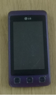 Smartphone Lg Cookie Kp570q (mostruario/saldo) No Estado