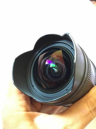 Lente Sigma 8-16mm Para Sony A-mount