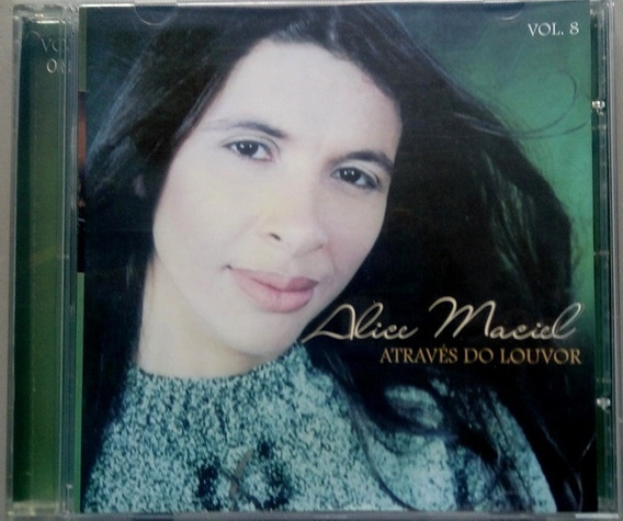 Cd Alice Maciel - Através Do Louvor