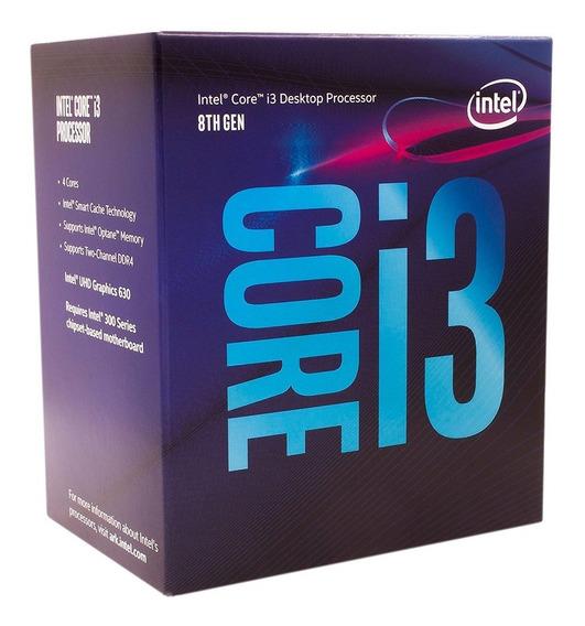 Micro Procesador Intel Core I3 8100 3.6ghz Coffee Mexx 3