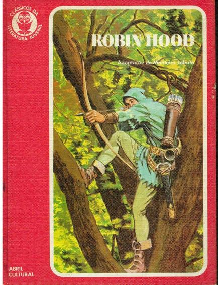Livro Robin Hood - Monteiro Lobato - 230 Paginas