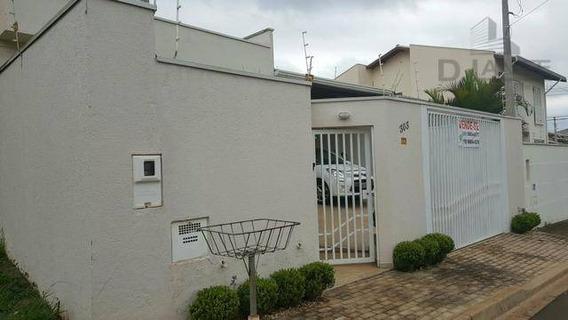 Casa Residencial À Venda, Residencial Terras Do Barão, Campinas. - Ca10360
