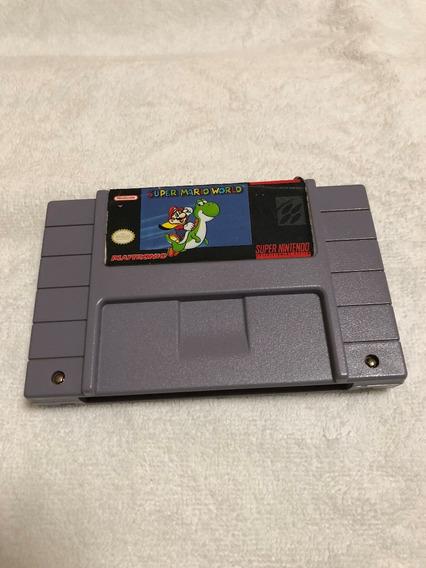 Super Mario World (super Nintendo, Snes, 1992) Playtronic