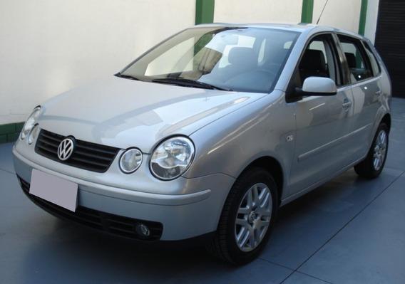 Volkswagen Polo 1.6 Total Flex 2006 Prata Cod:.1011