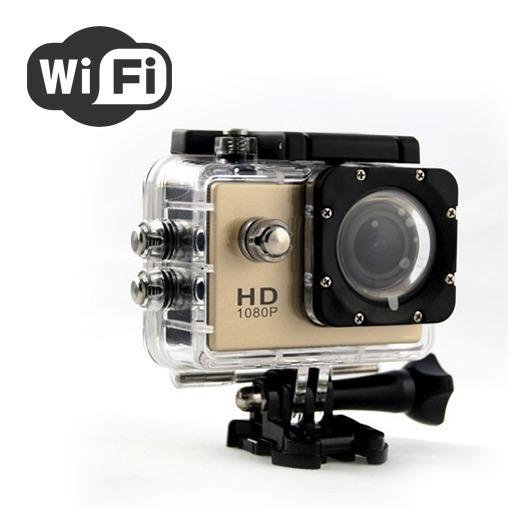 Camera Filmadora Esportiva Sj6000 Wifi Prova Dagua Hd1080