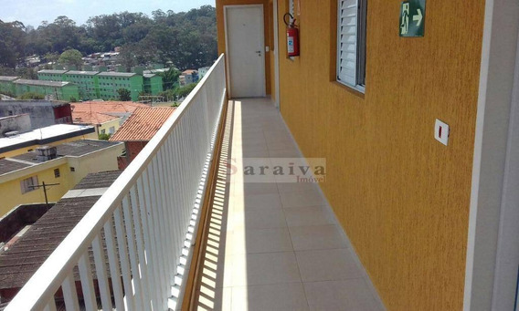Apartamento Residencial À Venda, Vila Baeta Neves, São Bernardo Do Campo. - Ap0507