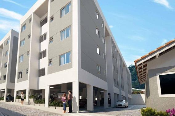 Apartamento Em Pimenteiras, Teresópolis/rj De 50m² 2 Quartos Para Locação R$ 800,00/mes - Ap162230