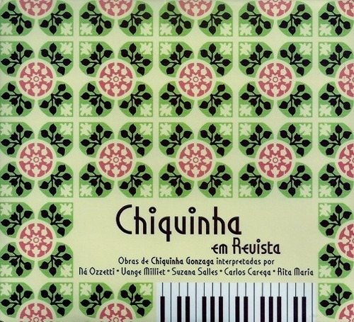 Cd Chiquinha Gonzaga Em Revista (2009) Digipack