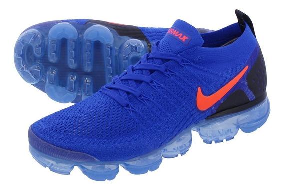 Zapatillas Nike Vapormax 2 Racer Blue Running Pro