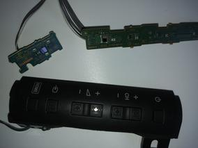 Contatos Dos Botões Liga Desliga E Sensor Da Tv Sony Bravia