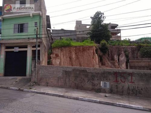 Terreno À Venda Por R$ 230.000,00 - Parque Paraíso - Itapecerica Da Serra/sp - Te0073