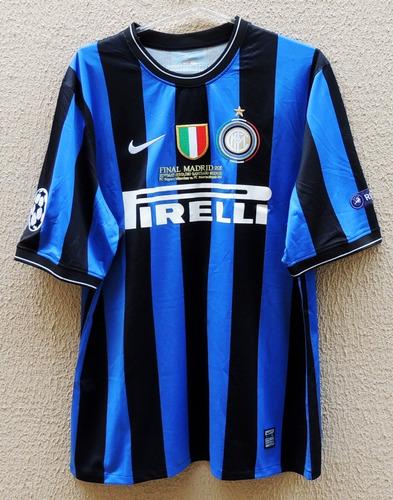 Inter De Milão Final 2010 C/ Match Date 2010 Dejogo Original