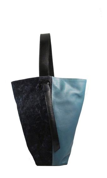 Cartera Tote Bag Cuero