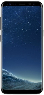 Samsung Galaxy S8 Plus Muy Bueno Negro Personal