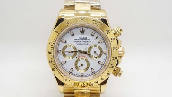 Relógio Rolex Oyster Perpetual Daytona Watch Rx4 - Feminino