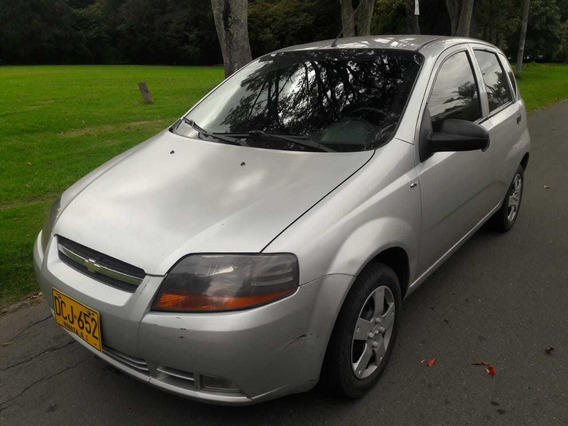 Chevrolet Aveo Five 1.6 Mec Full Equipo