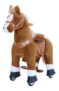 Caballito Montable Pony Cycle Con Ruedas De 4 A 9 Años U424