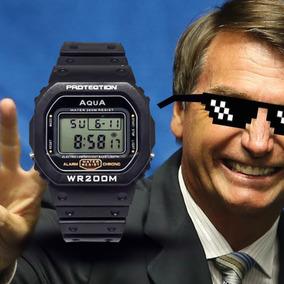 Relógio Kit Opressor Prova D