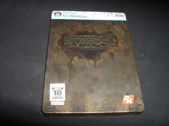 Bioshock Steel