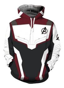 Sudadera Avengers Cuántico Endgame Quantum Infinity War