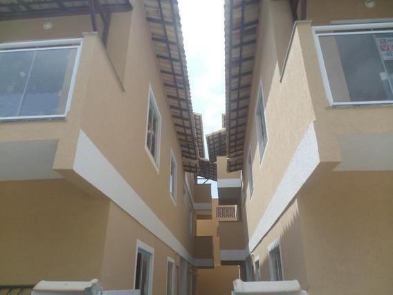 Casa Em Parada 40, São Gonçalo/rj De 58m² 2 Quartos À Venda Por R$ 190.000,00 - Ca334369