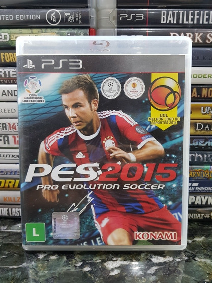Pro Evolution Soccer 2015 ***original***