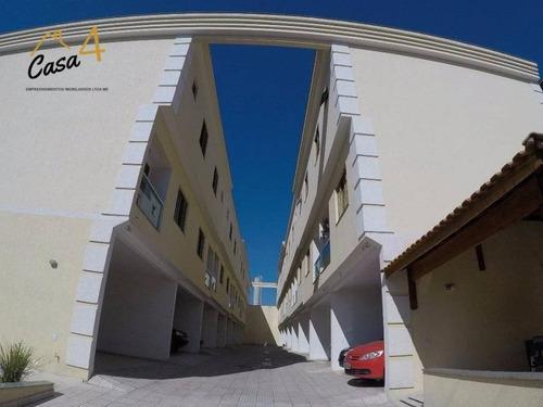 Sobrado Em Condomínio Com 03 Andares, 03 Dormitórios À Venda Por R$ 400.000 - Vila São Silvestre (zona Leste) - São Paulo/sp - So0378