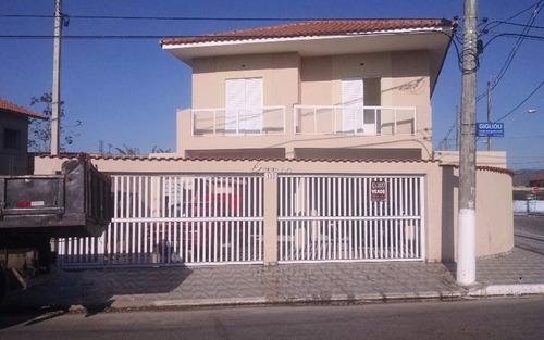 Imagem 1 de 15 de Casa Com 2 Dormitórios À Venda, 65 M² Por R$ 180.000,00 - Balneário Esmeralda - Praia Grande/sp - Ca0857