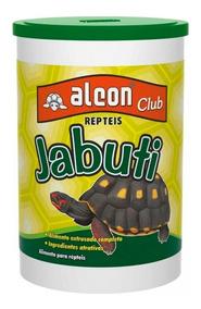 Ração Para Répteis Jabuti 300g - Alcon
