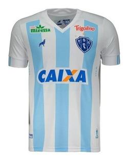 Camisa Lobo Paysandu I 2018 N° 7