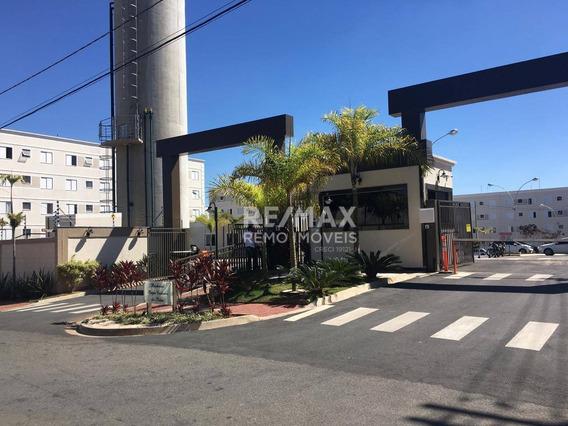 Apartamento Para Locação 48 M2,parque Cachoeira Das Pedras, Valinhos/sp , - Ap2873