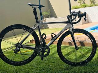Bicicleta Trek Madone 5,9 Speed Road.