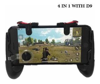 4 En 1 Gamepad+joystick+gatillos-botones L1/r1
