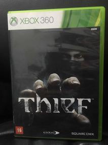 Thief Xbox 360 Mídia Física Usado