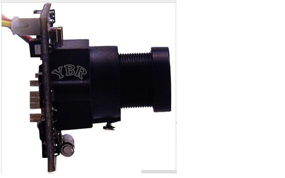 Microcamera Digital Hd Sony 2,8mm