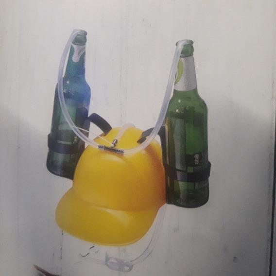 Casco Cervecero Homero Simpson Latas Botellas Fiesta Disfraz