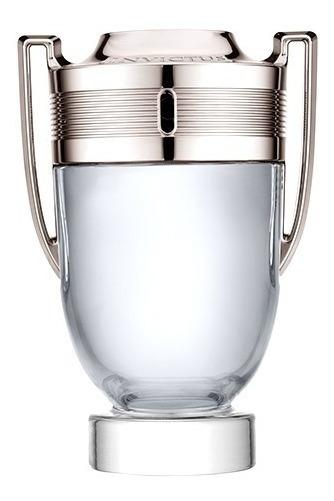 Perfume Invictus Edt 100ml Paco Rabanne (leia Descrição)