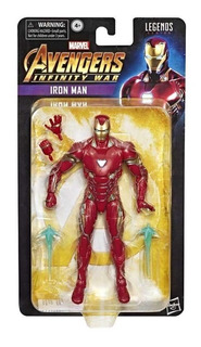 Iron Man Mark L Marvel Legends Edicion Basica Nueva Linea