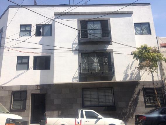 Bonito Departamento Remodelado En Planta Baja