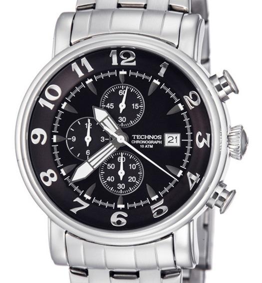 Relógio Technos Masculino Classic Grandtech Os10cs/1m Com Nf
