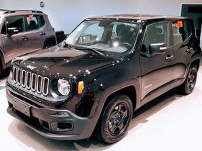 Jeep Renegade 1.8 16v At 2018 - Exclusivo Vendas Diretas Pcd