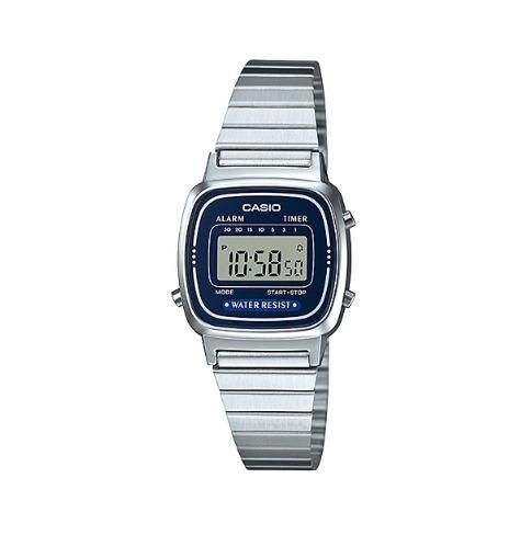 Relógio Casio Vintage Feminino La670wa-2df