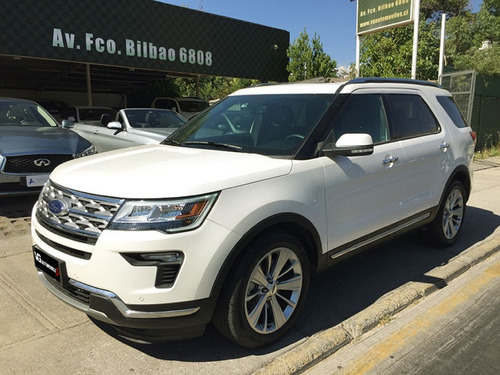 Ford Explorer 2.3 Limited Ecoboost Auto