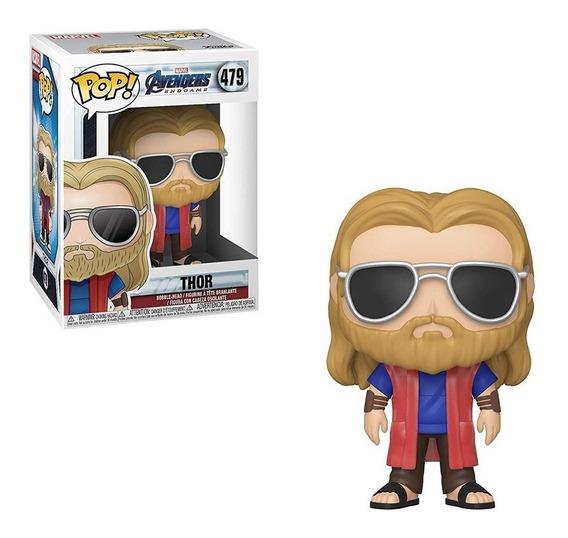 Funko Pop 479 Avengers Endgame Thor Bro Nuevo Original