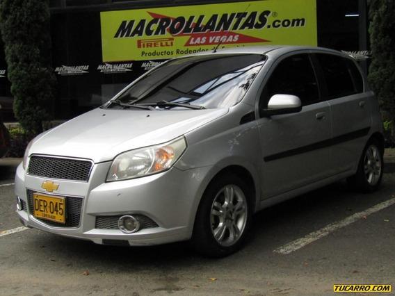Chevrolet Aveo Emotion Gti 1600 Cc 5p