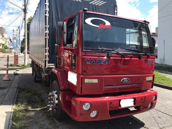 Ford Cargo 1721 2007