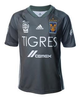 Jersey Tigres Tercero adidas Niño 100% Original Envío Gratis