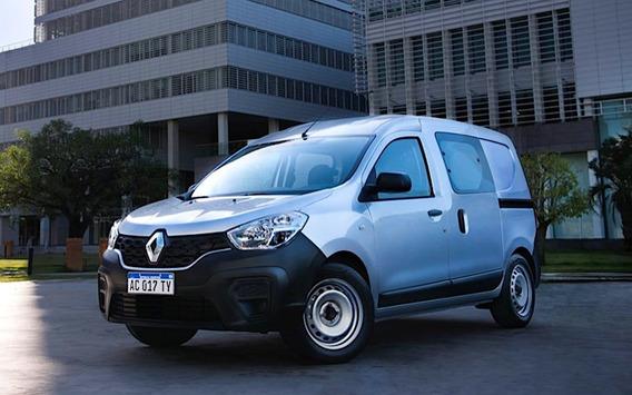 Renault Kangoo 1.6 Confort 5 Asientos Financio Solo Dni (ig)